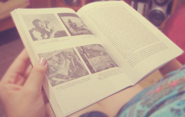 páginas do livro A Expedição Kon-Tiki