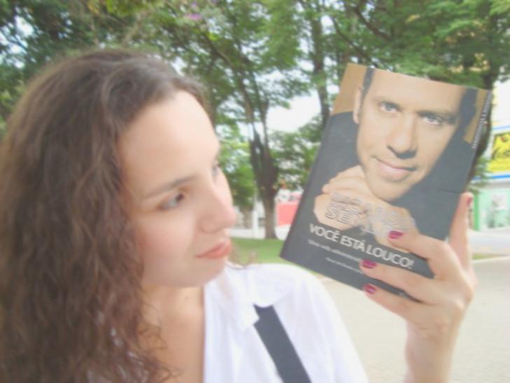livro Você está louco!  por Ricardo Semler