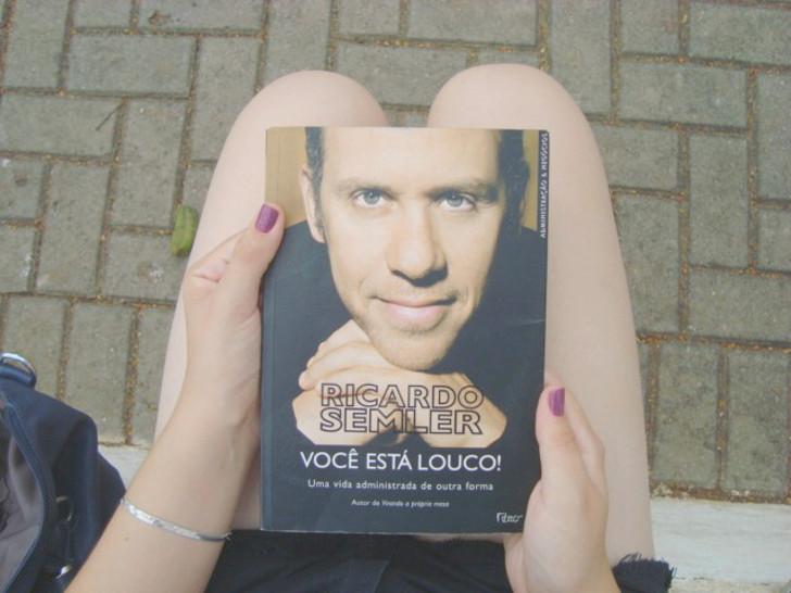 capa do livro Você está louco!  por Ricardo Semler