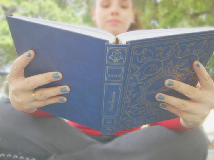 livro Ana Karênica de Liev Tolstoi