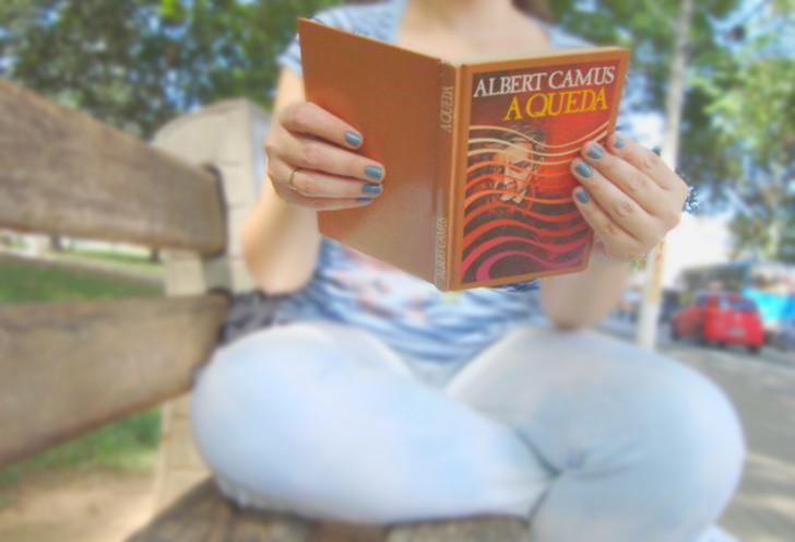 livro A Queda de Albert Camus