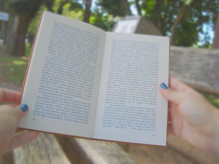 páginas do livro A Queda de Albert Camus