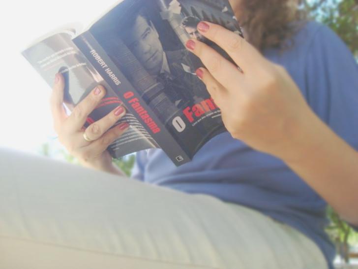 livro O Fantasma