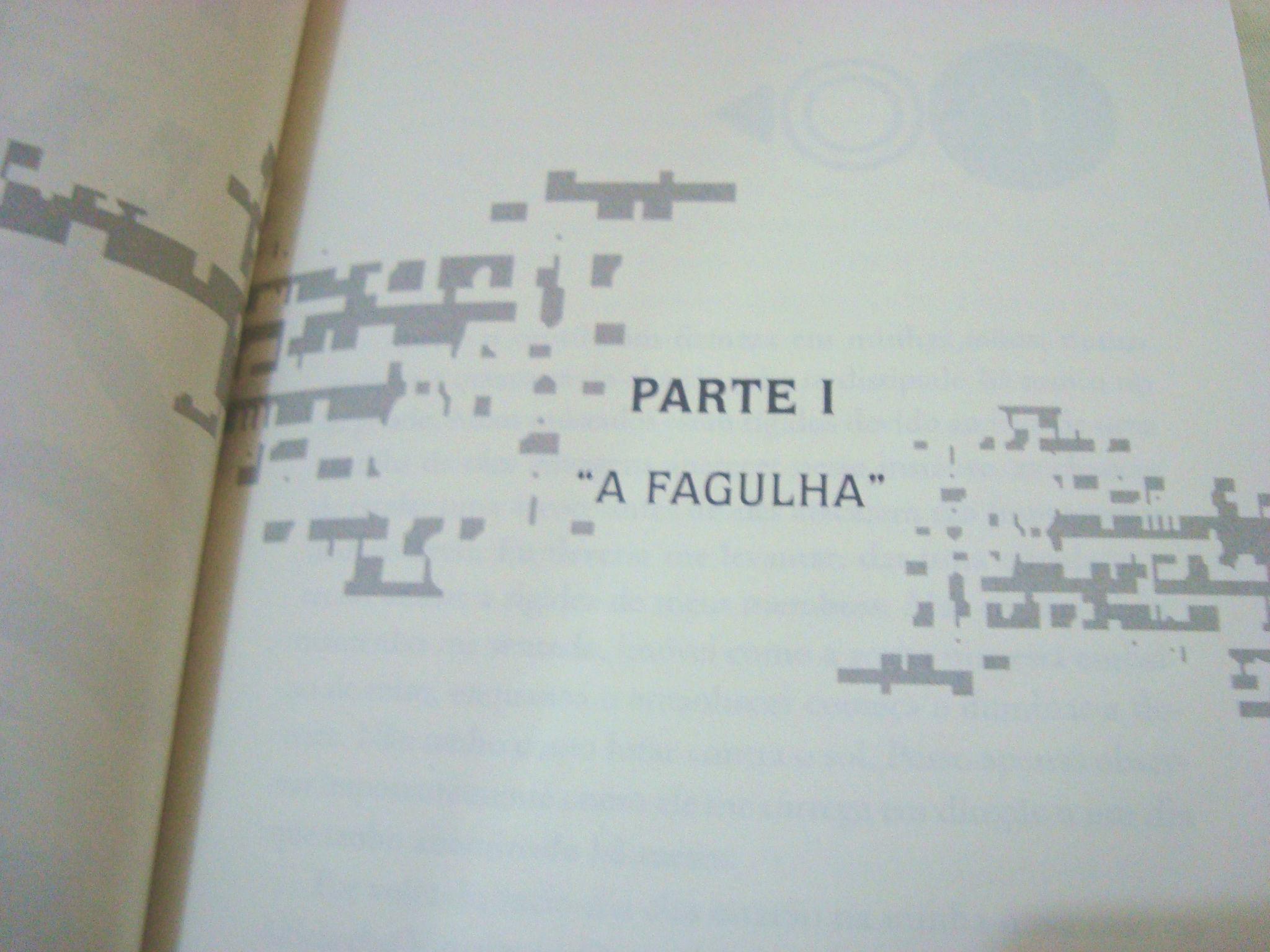 Paginas do livro Em chamas da série Jogos Vorazes
