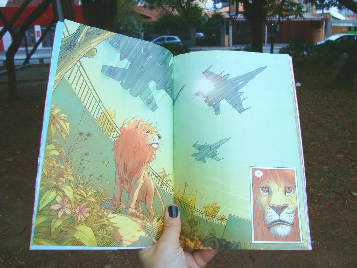 HQ Os leões de Bagdá