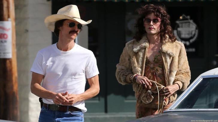 Cena do filme Clube de Compras Dallas