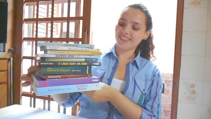 book haul agosto 2014 - O que que eu ia falar?
