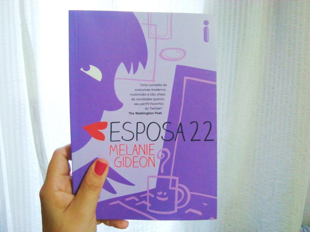 Capa do livro Esposa 22