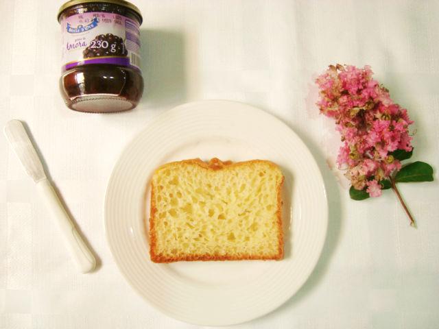 geleia de amora e receita de pão de forma caseiro