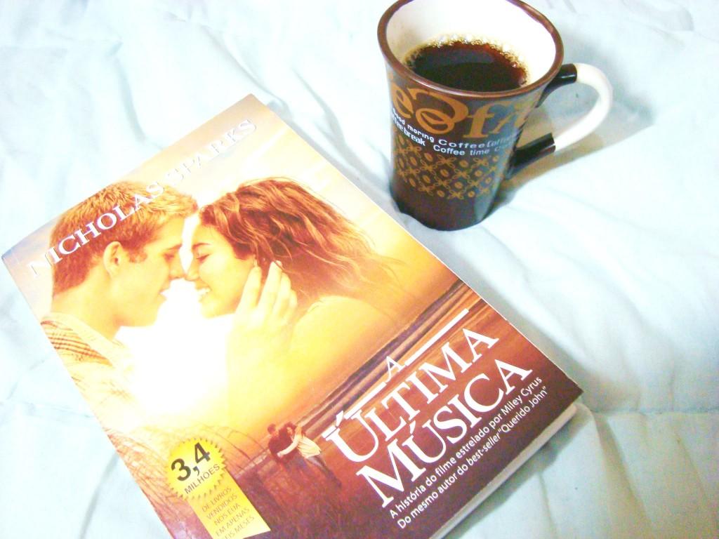 Capa do livro A Ultima música (Resenha)