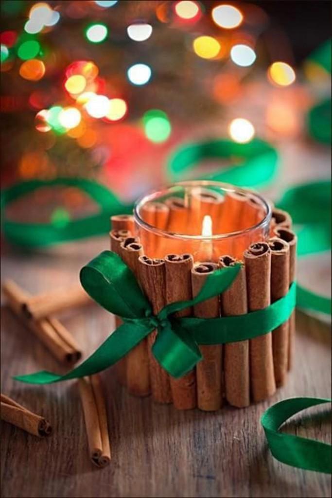 Velas decorativas de Natal 03