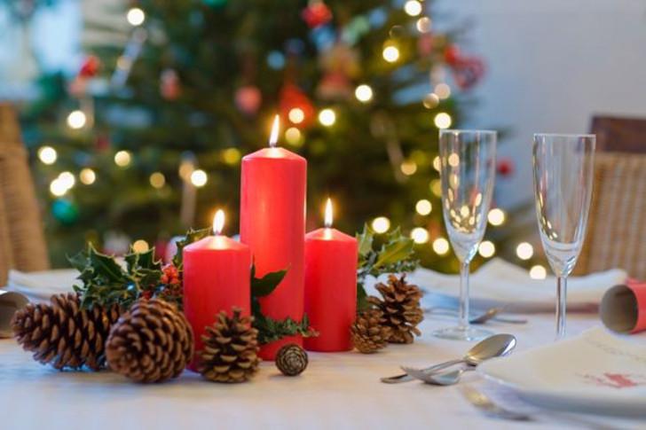 Velas decorativas de Natal 06