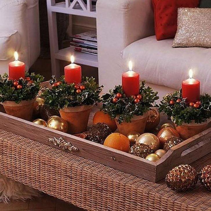 Velas decorativas de Natal 08