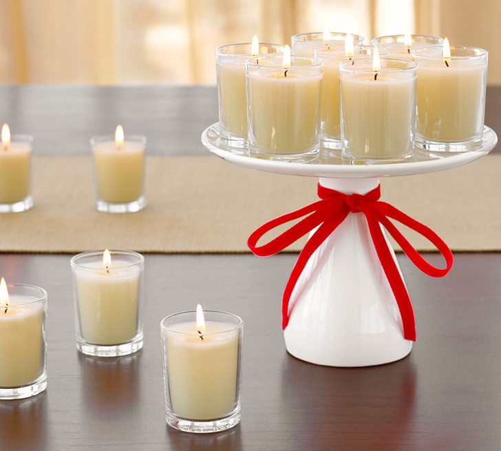 Velas decorativas de Natal 16