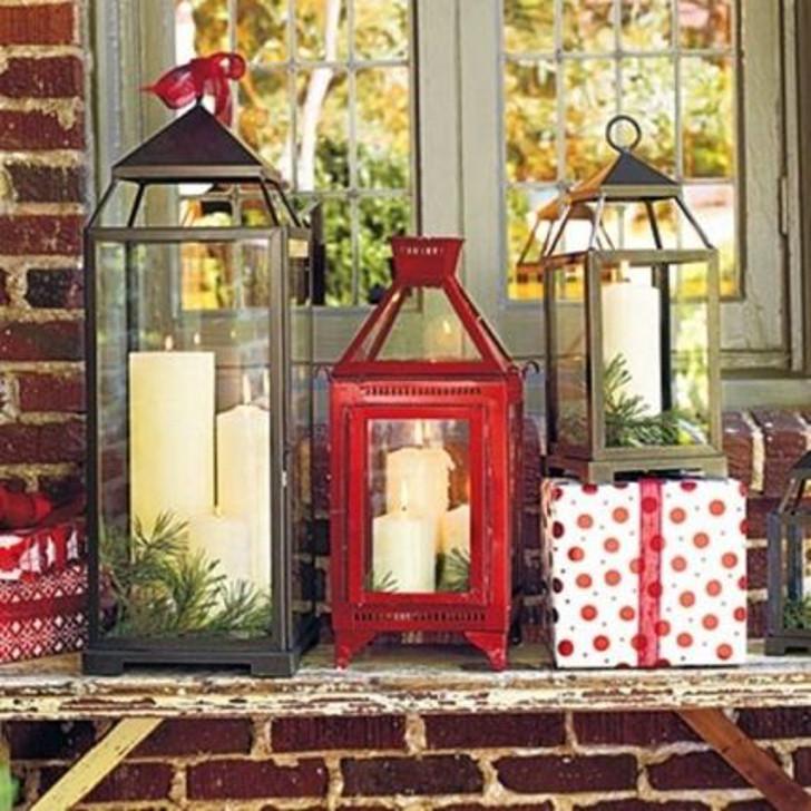 Velas decorativas de Natal 18