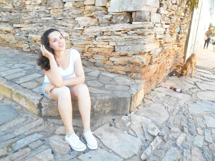 Construções de pedra em São Thomé das Letras