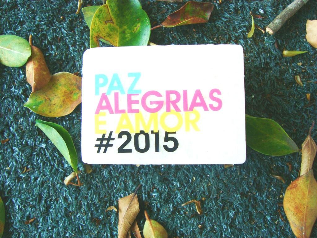 Metas para 2015 (sabonete Aroma)