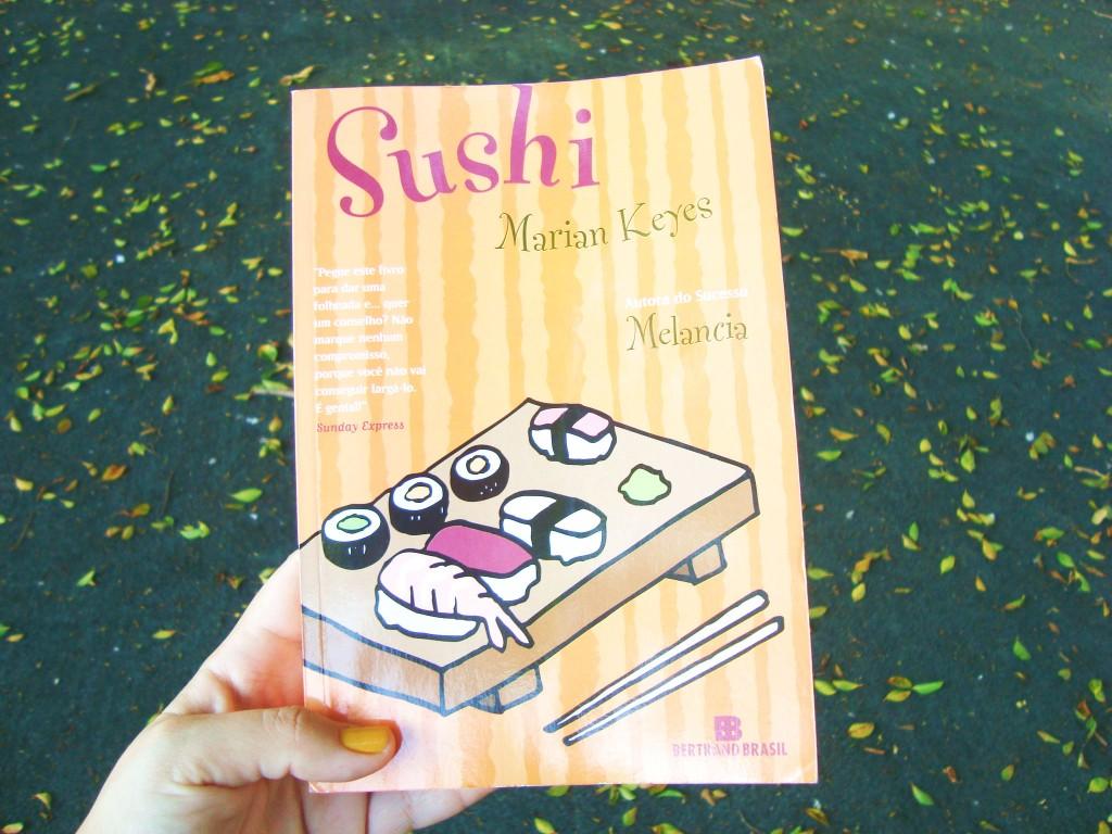capa do livro Sushi Marian Keyes