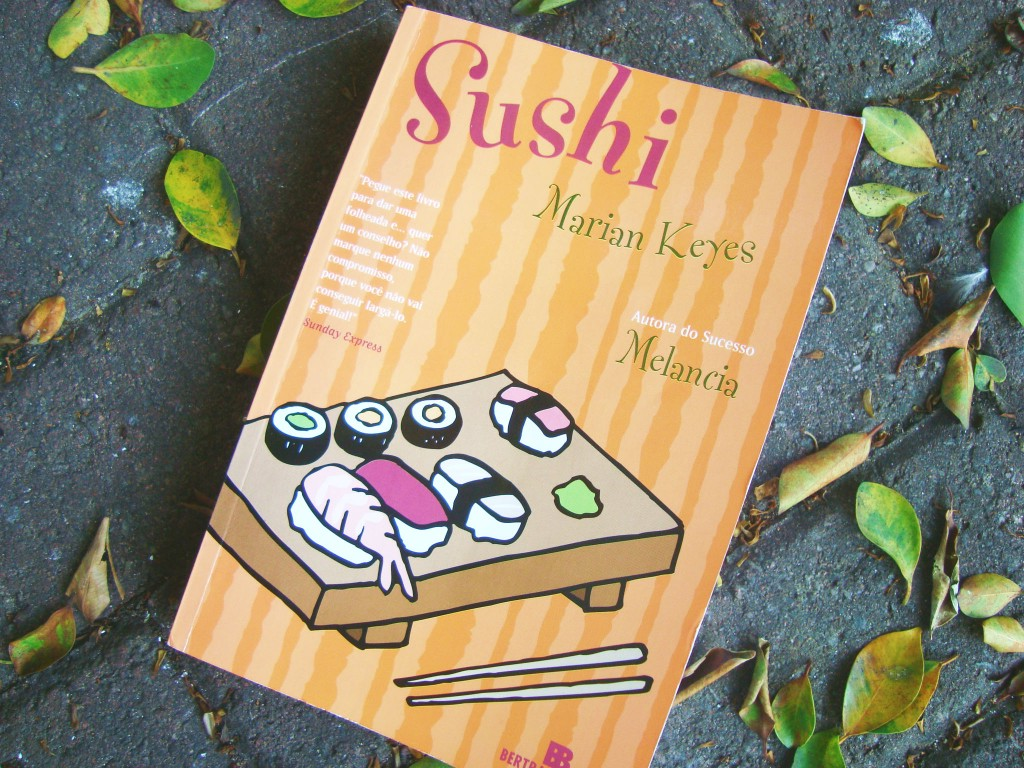 Livro Sushi - Marian Keyes
