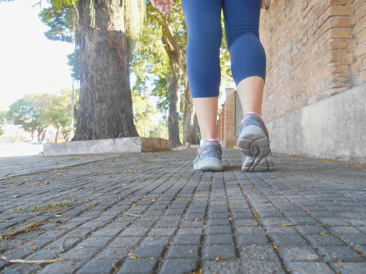 dicas para começar a caminhar