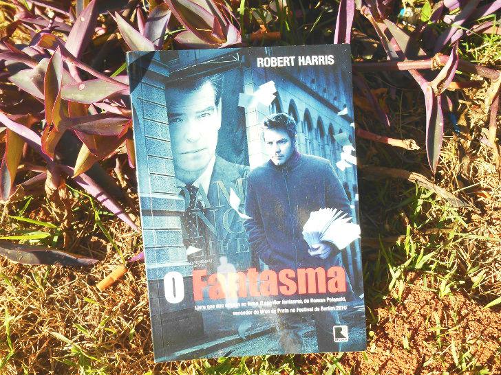 capa do livro O fantasma