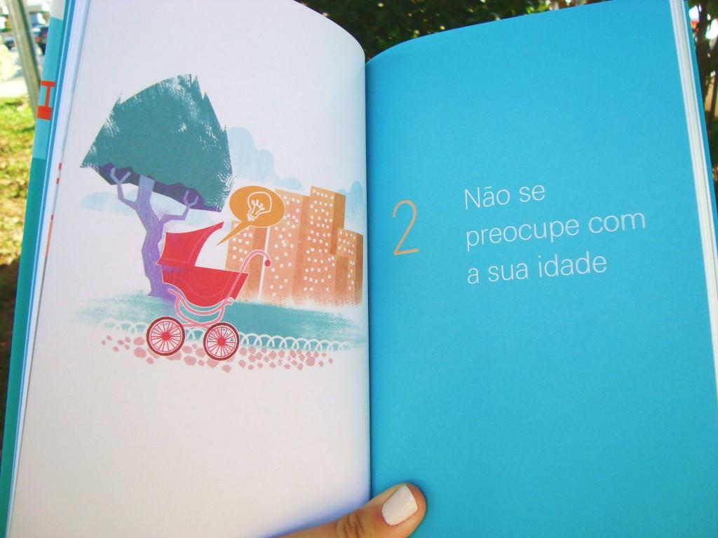 Páginas do livro: A menina do vale - Bel Pesce