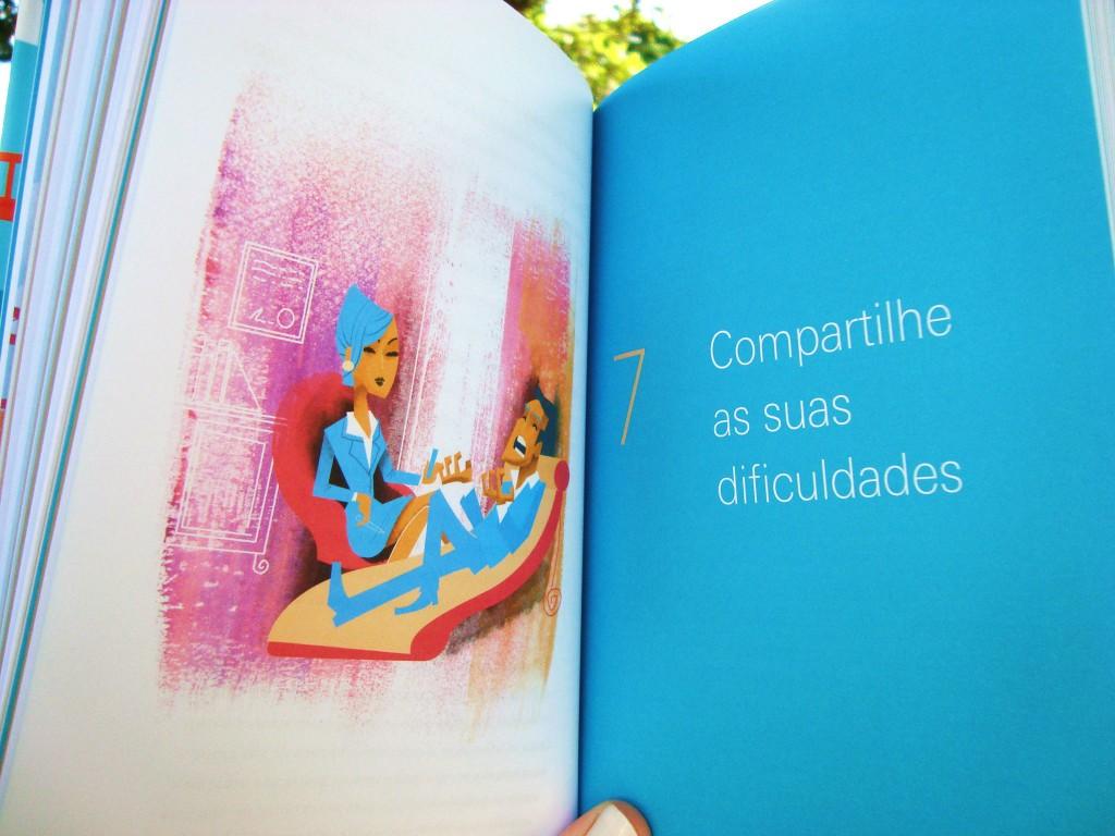 páginas do livro sobre empreendedorismo: A menina do vale - Bel Pesce