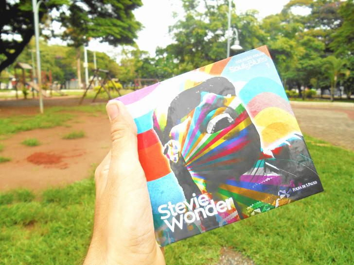 Coleção: Folha Soul & Blues (Stevie Wonder)