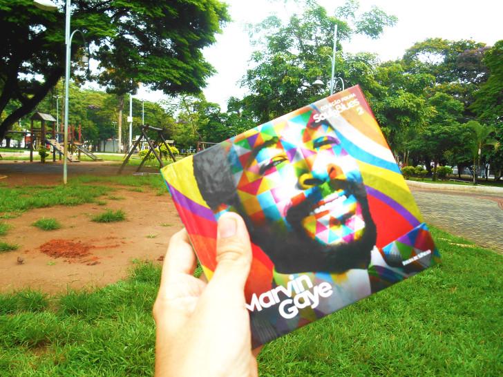 Coleção: Folha Soul & Blues  (Marvin Gaye)