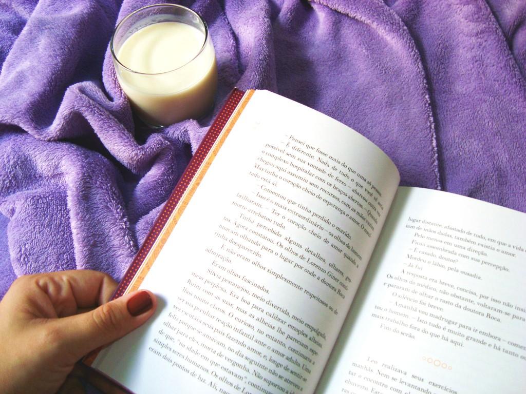 páginas do livro: batendo à porta do céu
