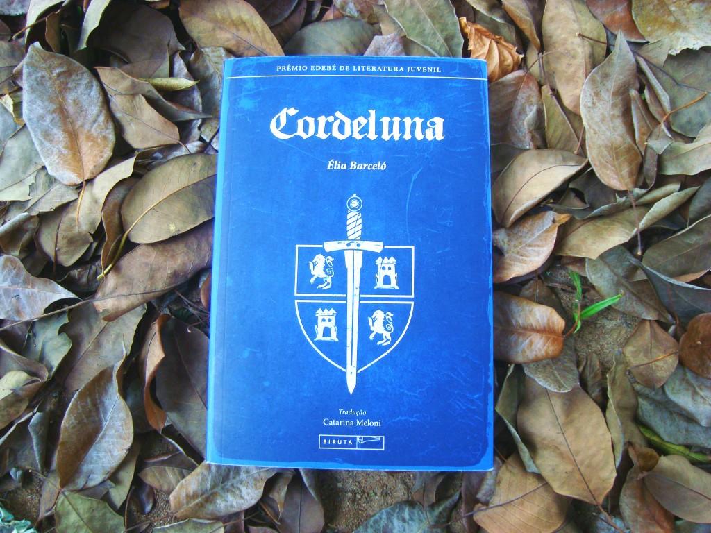 capa do livro Cordeluna