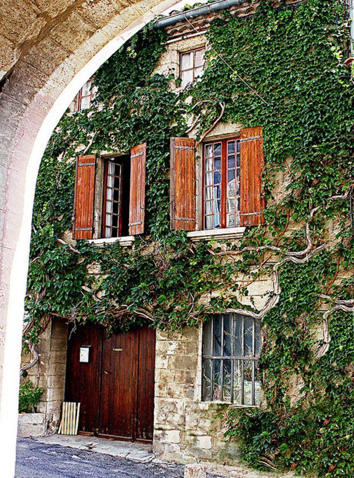 fachada francesa