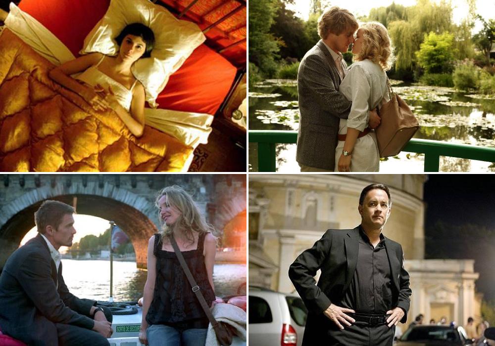 filmes que se passam em Paris