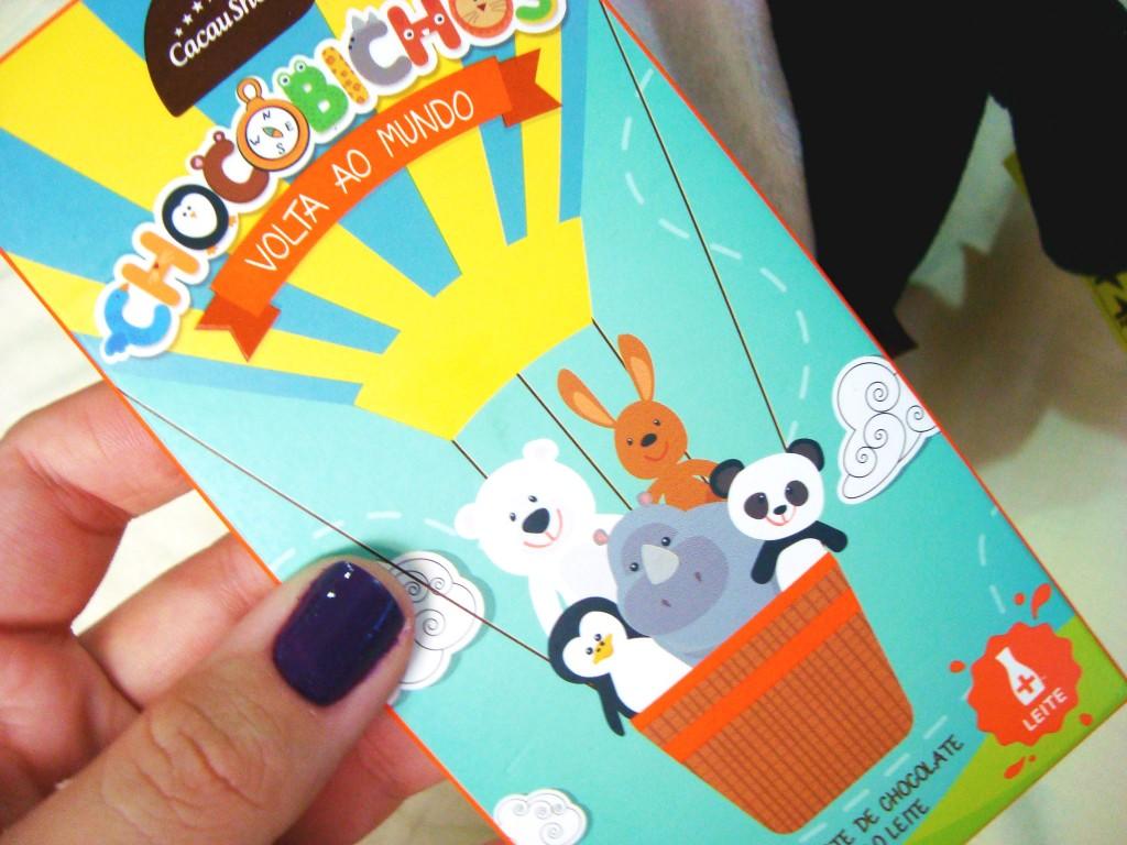 chocolate ao leite - cacau show - dia das crianças