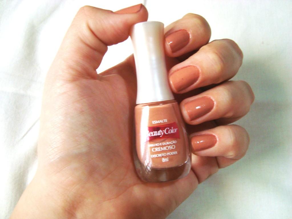 esmalte -  nude - beauty color
