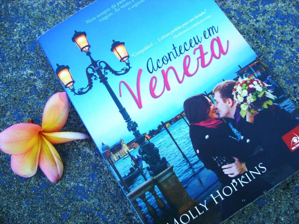 Aconteceu em Veneza - capa