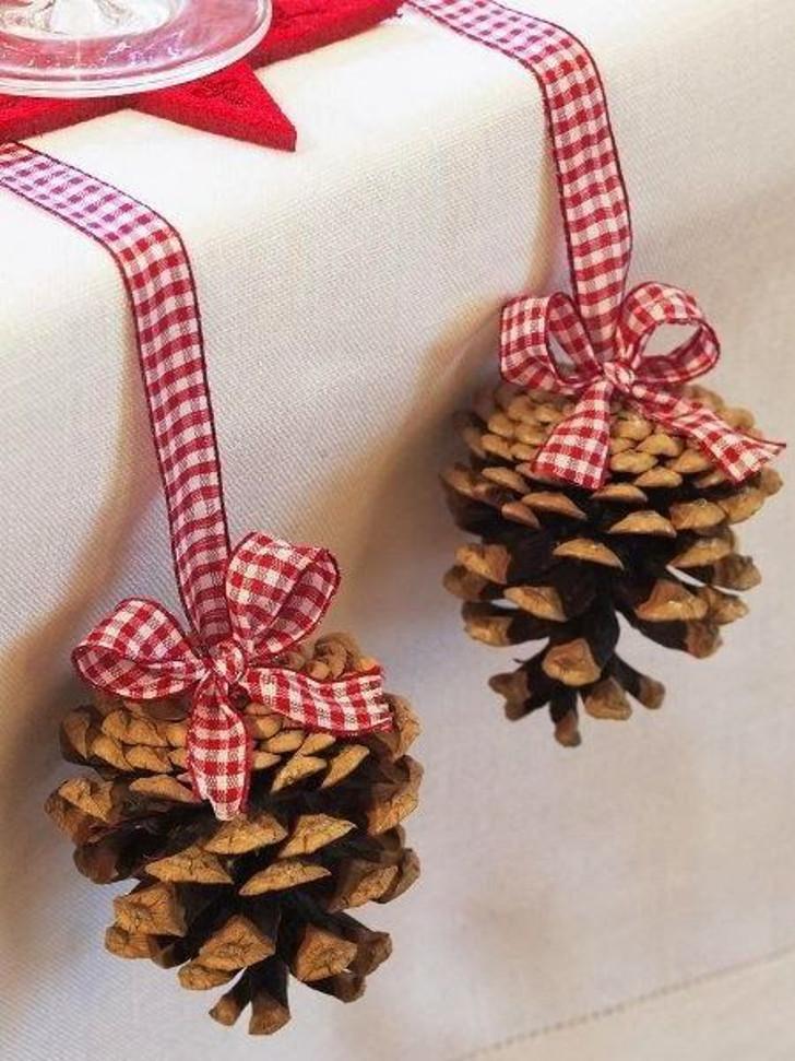 decoração natalina - mesa da ceia