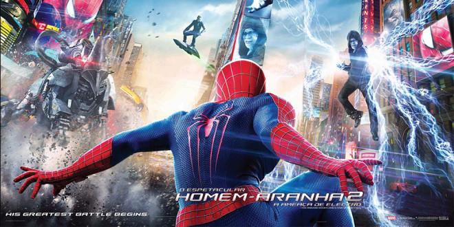 O espetacular homem-aranha 2: ameaça de electro - 2014