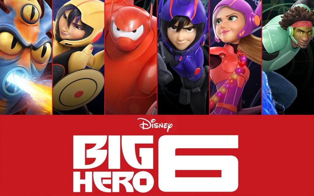 Operacão Big Hero 6 - Imagem de divulgação