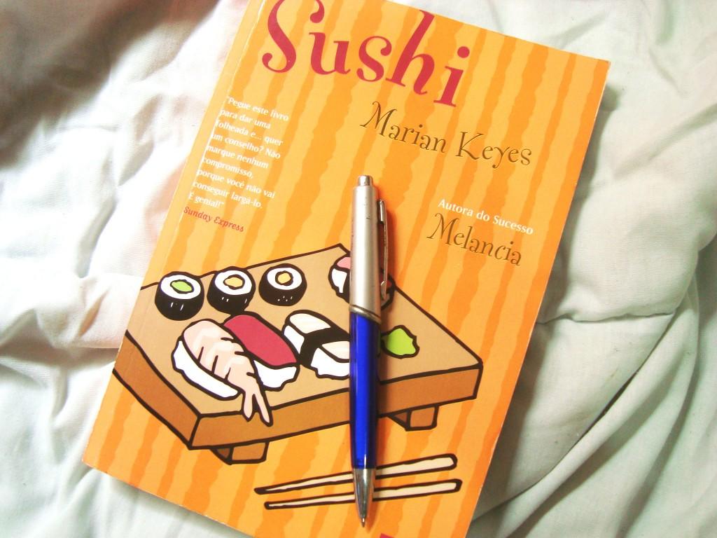 livro sushi