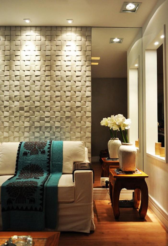 parede com textura
