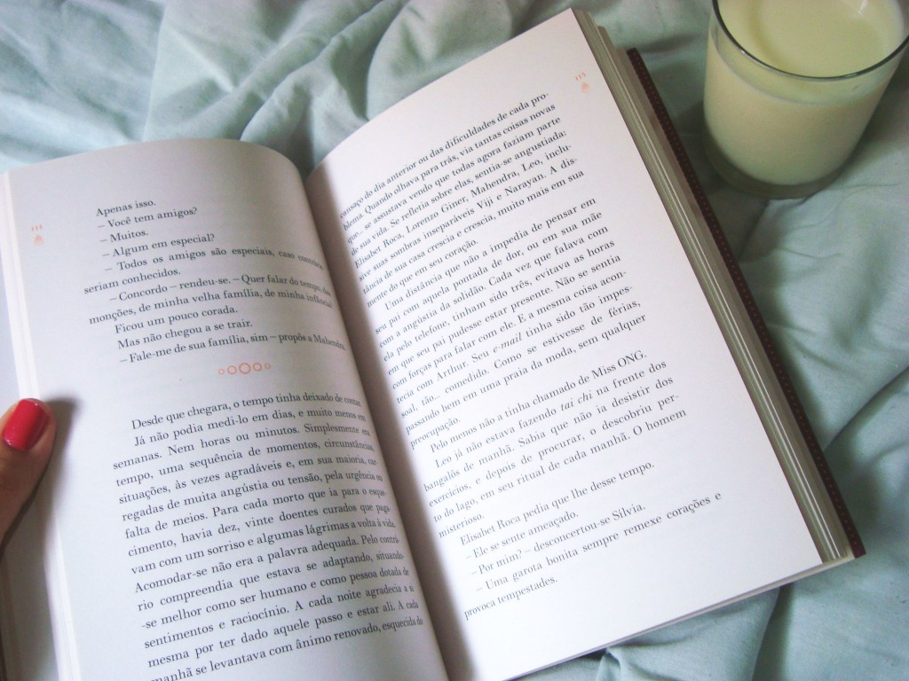 páginas do livro - batendo à porta do céu