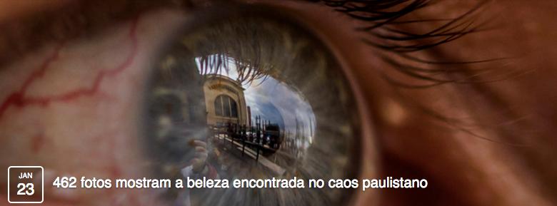462 fotos mostram a beleza encontrada no caos paulistano