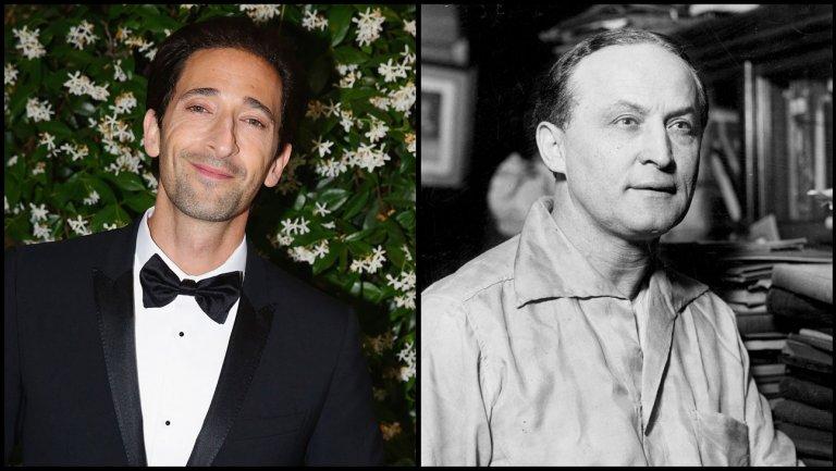 Adrien Brody X Harry Houdini - Comparação de fotos