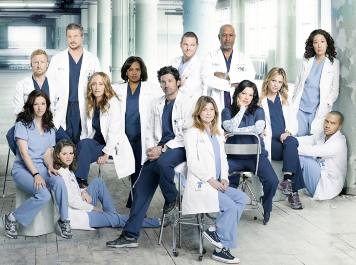Serie  - Grey's anatomy