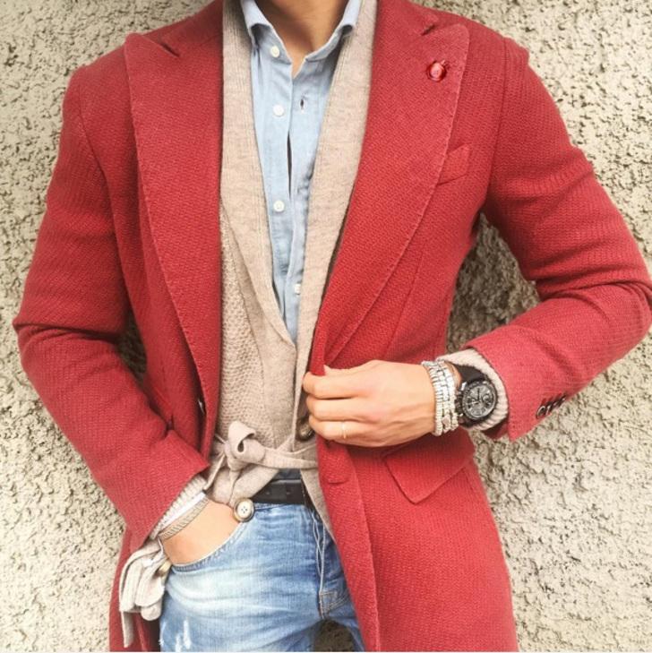 inspiração instagram - moda masculina