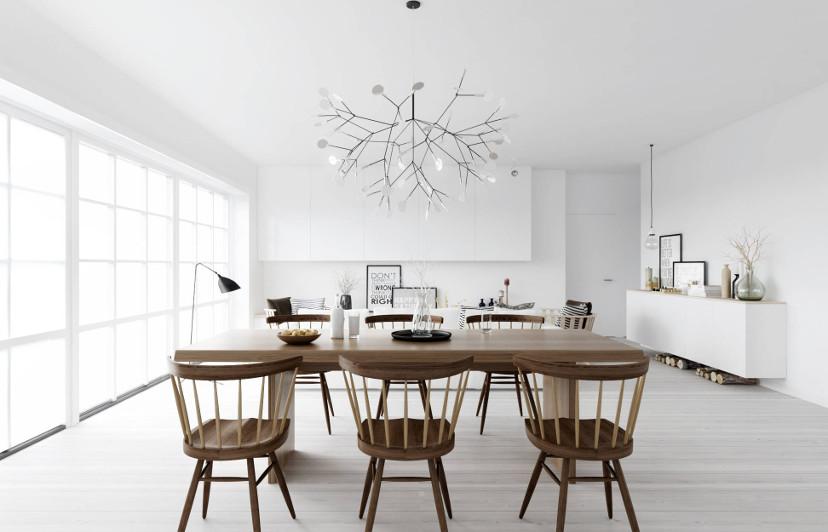 tendência - decoração escandinava