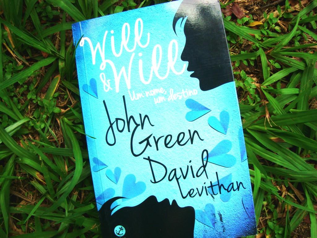 capa do livro Will & Will - um nome, um destino