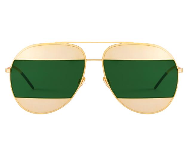 dior apresenta o novo óculos Split