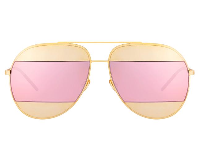 novo óculos da Dior - Split
